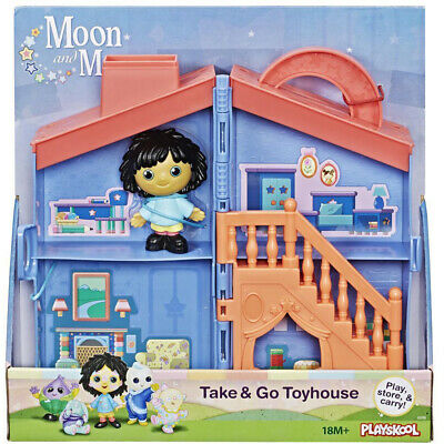 Playskool Moon and Me Take & Go Toyhouse with Pepi Nana Figure