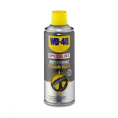 WD40 Specialist Motorbike Chain Wax 200 Ml O X Z Ring Compatible Anti Filing