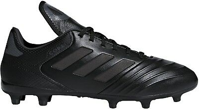 ADIDAS COPA 18.3 Firm Ground Mens Football Boots - Black ...