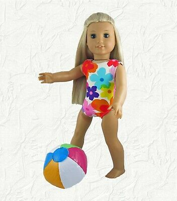 Doll Clothes Bathing Suit Swimsuit Outfit for 18/'/' AG American Doll Dolls ACCS