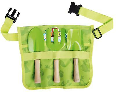 Children's Gardening Toolbelt/ Apron with Tools FSC Certified