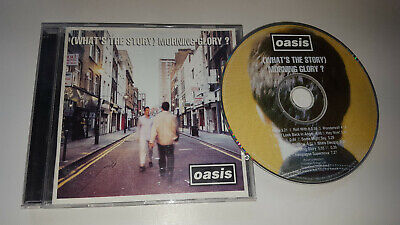 * Music Cd Album * Oasis - Whats The Story Morning Glory *
