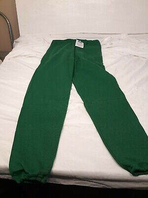 Russell Athletic VTG 90's Green NWT NOS Sweatpants Joggers XL MADE USA NEW!
