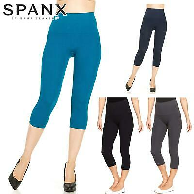 Spanx Star Power Tout and About Capri Shaping Leggings 2219