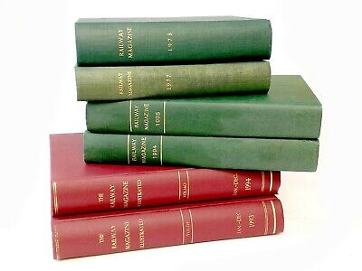 The Railway Magazine Volumes Published by IPC Transport Press Limited