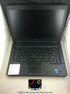 Refurbished Dell Latitude E5440 Intel Core i5-4300U 2.6GHz 8GB RAM 500gb