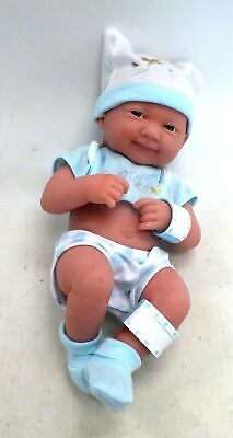 Realistic Lifelike Doll BERENGUER LA NEWBORN Real Baby Boy Reborn Play - W71