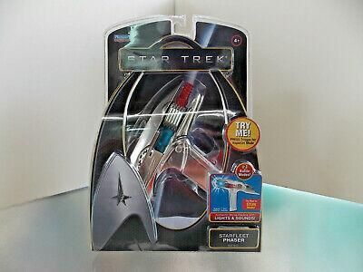 Star Trek 2009 Playmates Starfleet Phaser