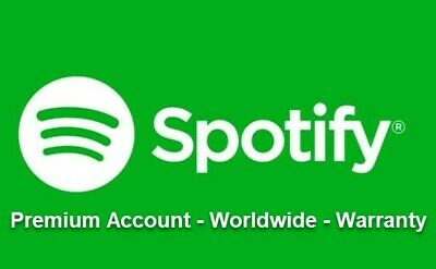 🔥Spotify Premium Account Up To 12 Months New Account | Warranty | Instant🔥