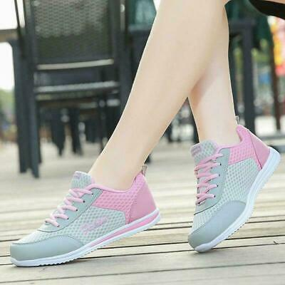 Women Tennis Shoes Ladies Casual Athletic Walking Running Sport Sneakers US 8