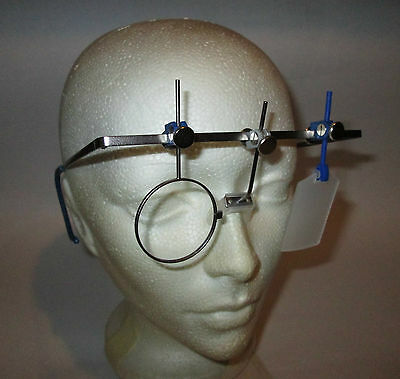 Right Basic Varga 2000 37mm Pistol Shooting Glasses Frame