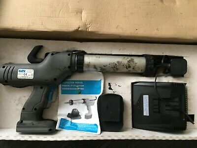Genuine BMW 81492159881 battery powered electraflow cartridge gun  01915