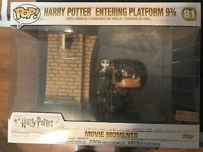 Funko POP! Movie Moments Harry Potter Entering Platform 9 3/4 BoxLunch Exclusive