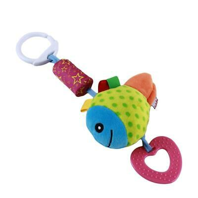 Toys Baby Stroller Hanging Rattles Plush Bed Wind Chimes Bell Toy Supplies W