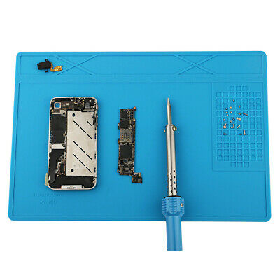 Silicone Heat Insulation Pad Mat For Phone Repair service Magnetic Heat Solder