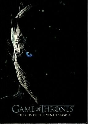Game of Thrones: The Complete Seventh Season 7 (New, DVD, 3-Disc Set)
