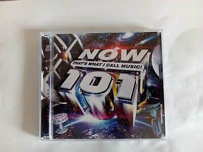 Now That's What I Call Music!  101  (2Cd 2018) New & Sealed