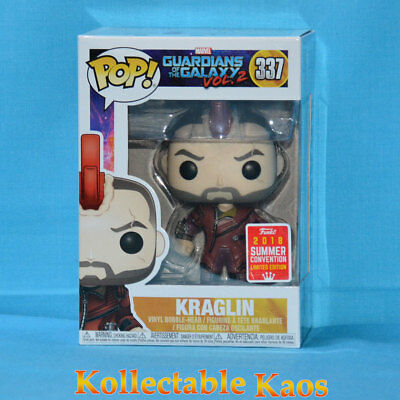 SDCC 2018 - Guardians of the Galaxy: Vol. 2 - Kraglin Pop! Vinyl Figure (RS)