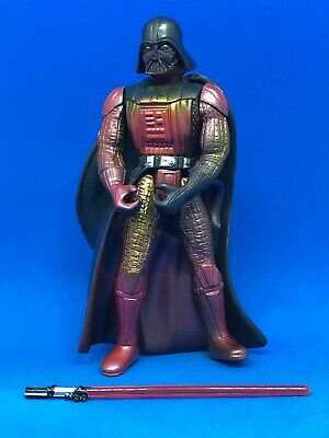 Star Wars Rots Target Exclusive Lava Darth Vader Loose Complete