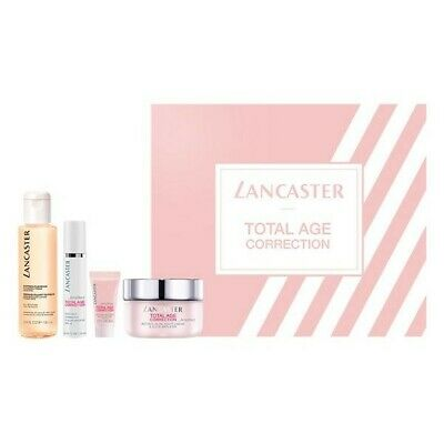Cosmeticaset voor Dames Total Age Correction Lancaster (4 pcs)