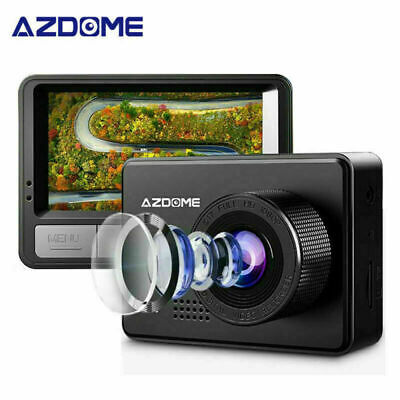 AZDOME HD 1080P Dashcam M08 Car DVR WiFi Video Recorder DVR Camera Night Vision