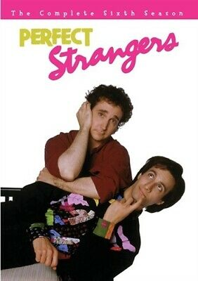 PERFECT STRANGERS TV SERIES COMPLETE SIXTH SEASON 6 New Sealed DVD