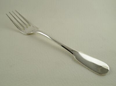 "CLUNY by CHRISTOFLE Silverplate 6 1/2"" Salad Fork (s) no monograms"