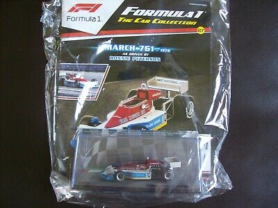 Formula 1 The Car Collection Part 87 March 761 1976 Ronnie Peterson