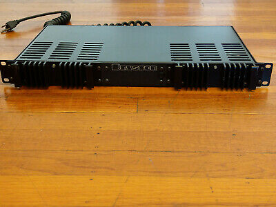 Bryston 2B LP Professional Stereo Power Amplifier - Works