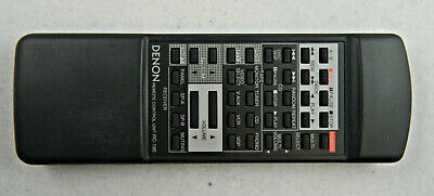 OEM DENON REMOTE CONTROL UNIT  RC-190~ Tested & Working ~  Excellent condition
