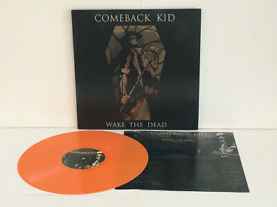 Comeback Kid Wake The Dead Canadian hardcore punk band T-Shirt Tee S M L XL 2XL