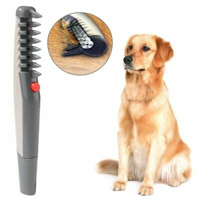 Pet Dog Cat Electric Grooming Comb Dog Hair Remove Scissor Trimmer Hair Trimmer