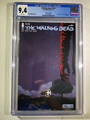 The Walking Dead #193 (2019 Skeybound Image) SDCC Variant 1st Print CGC 9.4