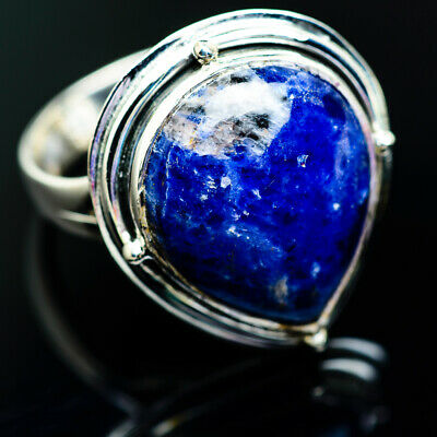 Sodalite 925 Sterling Silver Ring Size 9 Ana Co Jewelry R964322F