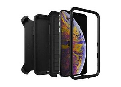 iPhone XS Max otterbox black defender series PRO screenless edition!