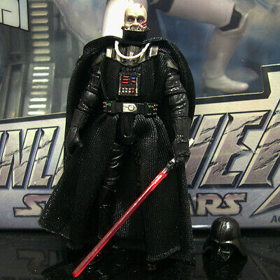 """STAR WARS the vintage collection DARTH VADER 3.75"""" photo realistic ESB VC08"""