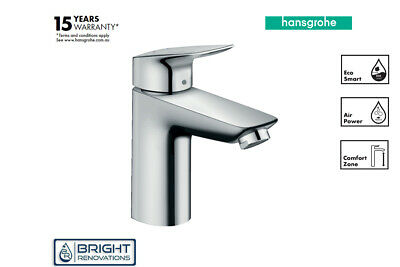 Genuine Hansgrohe Logis Single lever basin mixer 100