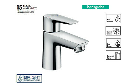 Genuine Hansgrohe Talis E Single lever basin mixer 80