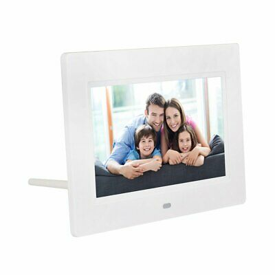 "7"" HD LCD Digital Foto Frame Digitale Bilderrahmen remote sep"