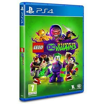 Warner Bros PS4 LEGO DC Super Villains