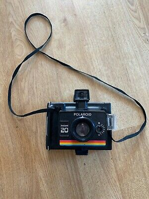 Vintage Polaroid instant 20  camera   Collectable Photography