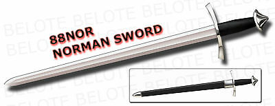 """Cold Steel 37"""" Viking Norman Sword w/ Scabbard 88NOR"""