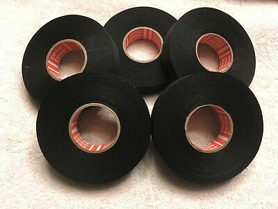 5 Rolls Tesa's Most Advanced High Heat Harness Tape 51036 Mercedes, BMW, Audi...