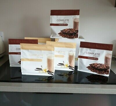 Juice Plus Unopened, Brand New Large Complete Shake Mix, With A Diet Plan!!!