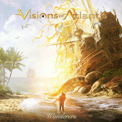 Wanderers - Visions Of Atlantis (CD New)