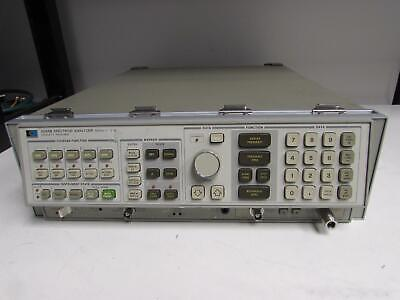 Agilent HP 8568B Spectrum Analyzer 100Hz-1.5GHz, bottom section