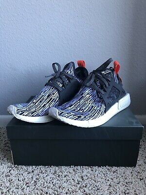 sports shoes 38bc8 8d39f MENS ADIDAS S32216 Nmd Xr1 Pk Primeknit Boost Running Shoes Us 9.5