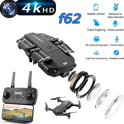 RC Drone x pro 5G Selfie WIFI FPV With 4K 16MP HD Camera Foldable RC Quadcopter