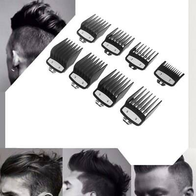 """Professional Cutting Guide Comb for Wahl w/ Metal Clip #3171-500–1/8"""" to 1""""Set"""