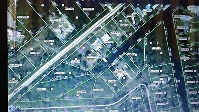 2 Waterfront Lots With Access To St.johns River!!  Palatka, Florida